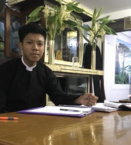 U Zarni Aung